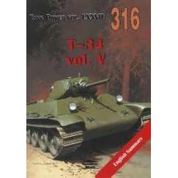 W.MILITARIA T-34 Vol. V