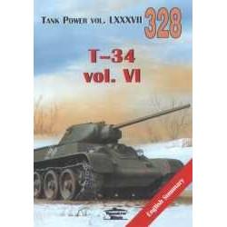 W.MILITARIA T-34 Vol. VI