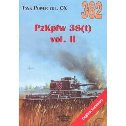 W.MILITARIA Pz.Kpfw.38(t)...
