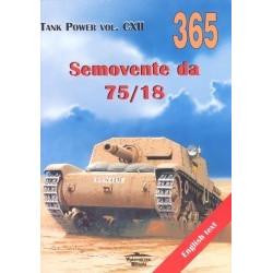 W.MILITARIA Semovente 75/18
