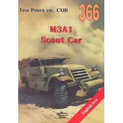 W.MILITARIA M3A1 Scout Car