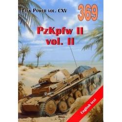 W.MILITARIA Pz.Kpfw.II Vol. II