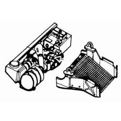 CMK M 998 Hummer - engine...