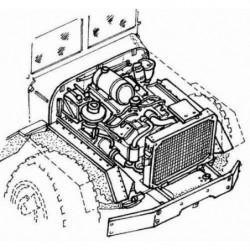 CMK M 939 - engine set...