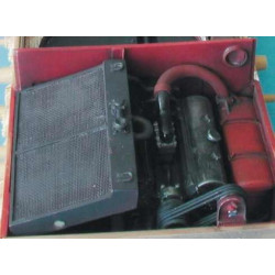 CMK PzKpfw IV - engine set...