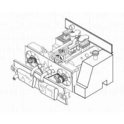 CMK PzKpfw III - engine set...