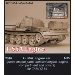 CMK T-55A - engine set