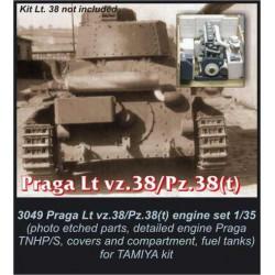 CMK Praga Lt.38/Pz.38(t) -...