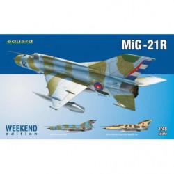 EDUARD WEEKEND ED MiG-21R