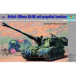 TRUMPETER British 155mm...
