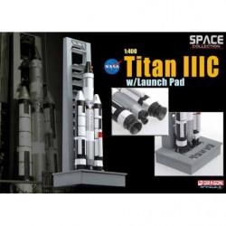 DRAGON Titan IIIC w/Launch Pad