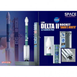 DRAGON Delta II Rocket...