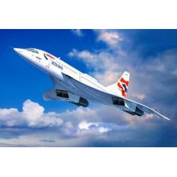 REVELL Concorde British...