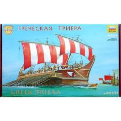 ZVEZDA Greek triera