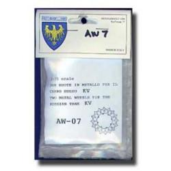 FRIULMODEL Russian KV-1 &...