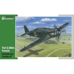 MPM Fiat G.50bis Luftwaffe...