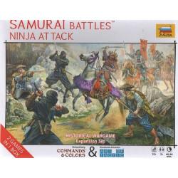 ZVEZDA Samurai Battles...