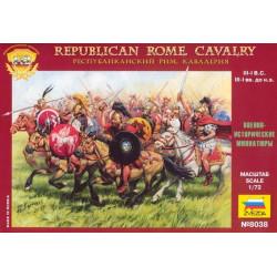 ZVEZDA Republican Rome Cavalry