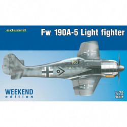 EDUARD WEEKEND ED Fw 190A-5...