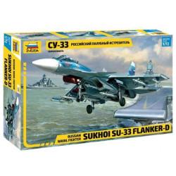 ZVEZDA Su-33 Flanker-D