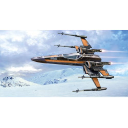 REVELL Poe's X-wing Fighter