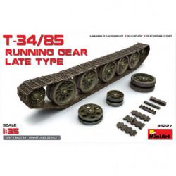 MINIART T-34/85 Running...