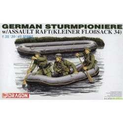DRAGON German Sturmpioniere...