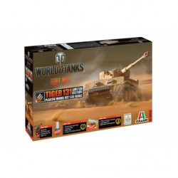 ITALERI WORLD OF TANKS...