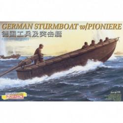 DRAGON GERMAN STURMBOAT...
