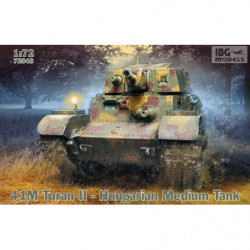 IBG MODELS 41M Turan II -...