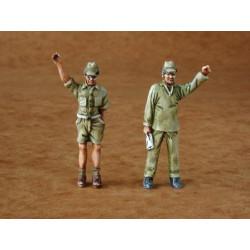 CMK Japanese Army Mechanics...