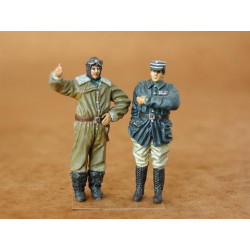 CMK French Pilot + Officer...