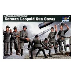 TRUMPETER 280mm K5 Leopold...