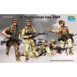 TRUMPETER US Marine Corps...