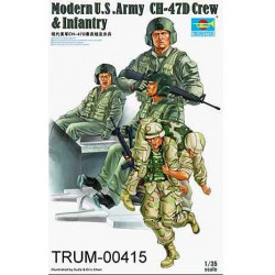 TRUMPETER US Army...