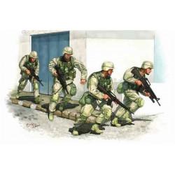 TRUMPETER U.S. Army in Iraq...