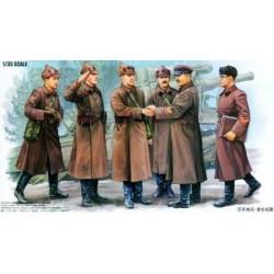 TRUMPETER Soviet Artillery...