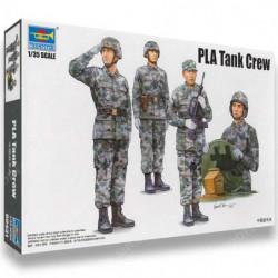 TRUMPETER PLA Tank Crew