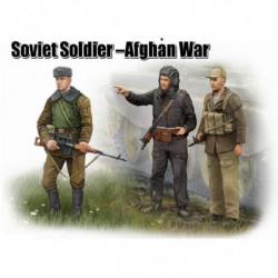 TRUMPETER Soviet Soldiers -...