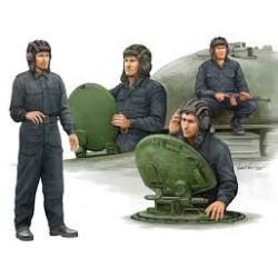TRUMPETER Soviet Tank Crew