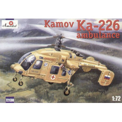 AMODEL Ka-226 Ambulance