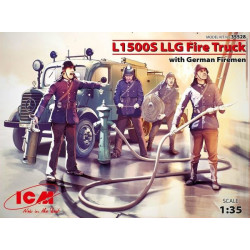 ICM L1500S LLG Fire Truck