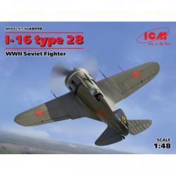 ICM I-16 type 28 WWII...
