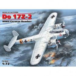 ICM Do 17Z-2 WWII German...