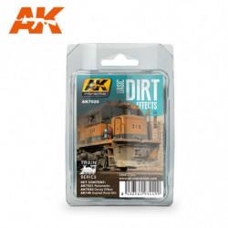 AK TRAINS Basic dirt...