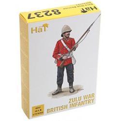 HAT Zulu War British Infantry