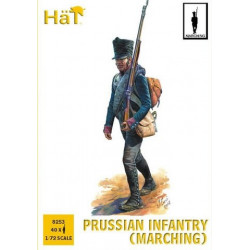 HAT Prussian Infantry Marching