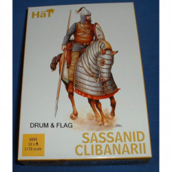 HAT Sassanid Clibanarii
