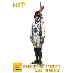 HAT Napoleonic Spanish Line...