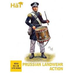 HAT Prussian Landwehr Action